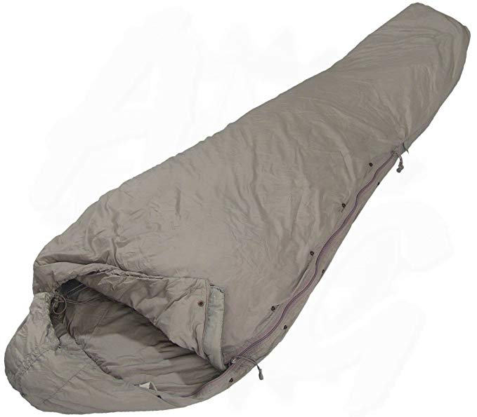 Patrol Sleeping Bag Foliage Green (Grey)