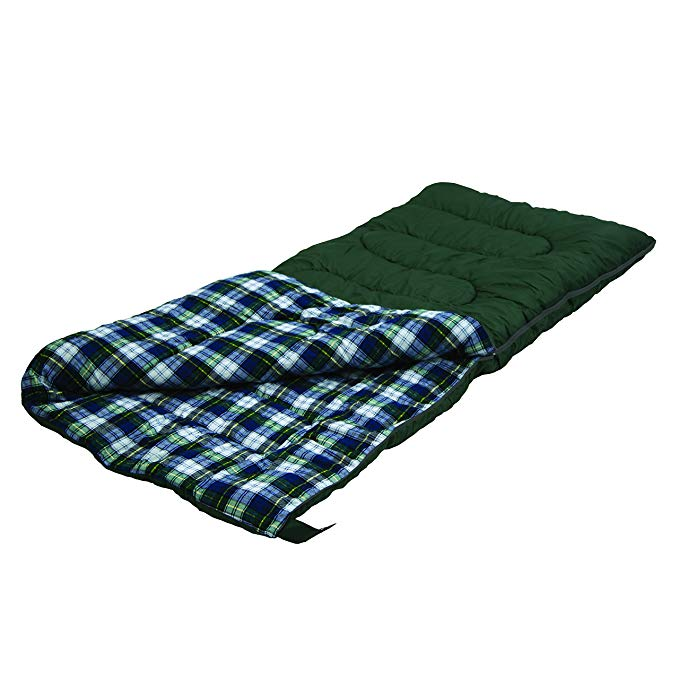 Stansport Weekender 4lb Rectangular Sleeping Bag