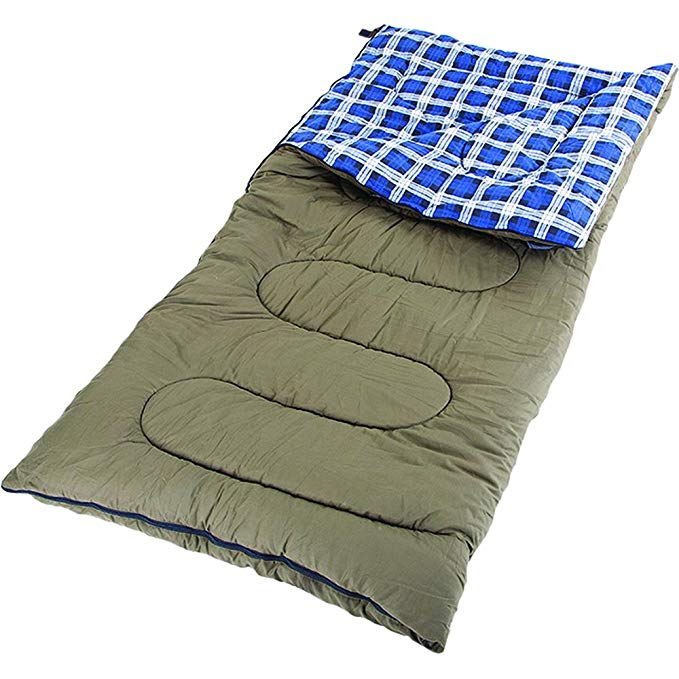 Stansport Oversized Canvas Sleeping Bag