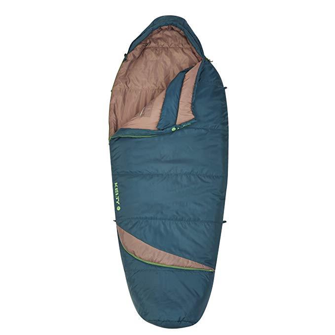 Kelty Tuck EX 40 Degree ThermaPro RH Sleeping Bag