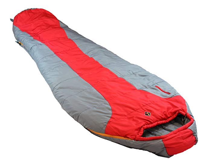 Ledge Sports FeatherLite +20 F Degree Ultra Light Design, Ultra Compact Sleeping Bag (84 X 32 X 20)
