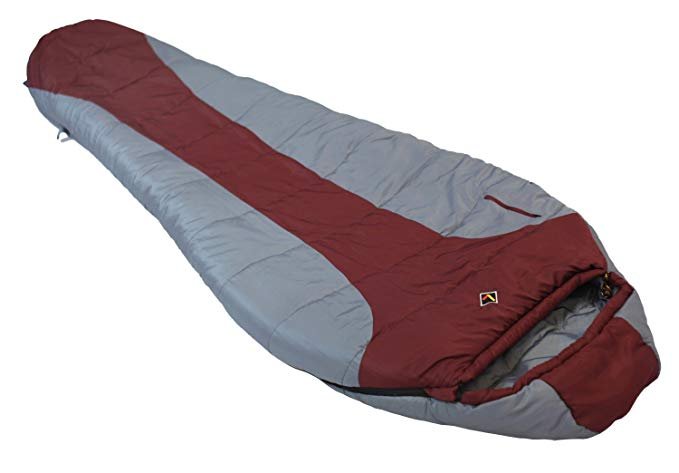 Ledge Sports FeatherLite +0 F Degree Ultra Light Design, Ultra Compact Sleeping Bag (84 X 32 X 20)