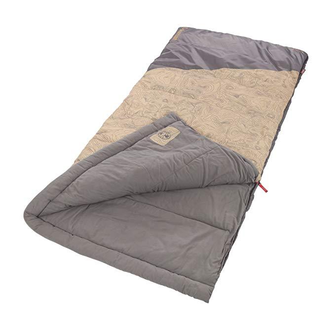 Coleman Big-N-Tall 30 Degree Sleeping Bag